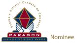 Regina Paragon Award Nominee Logo